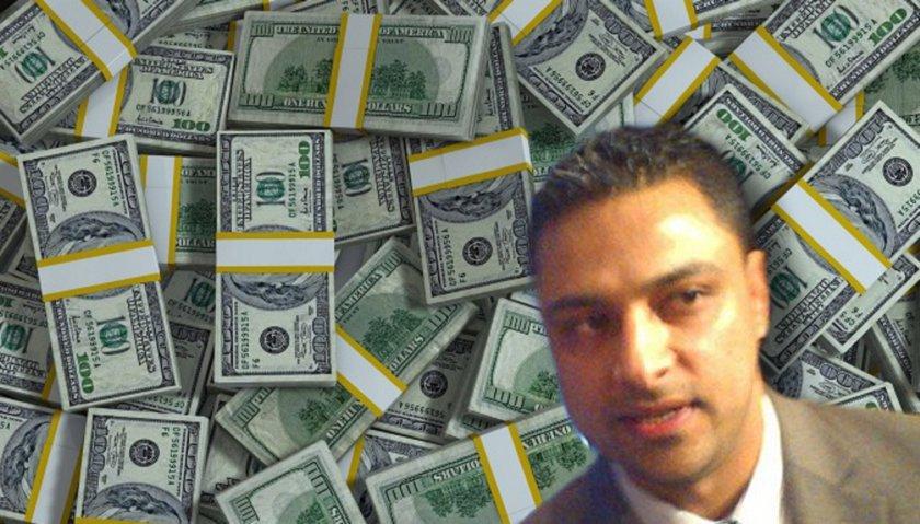 Awan with cash