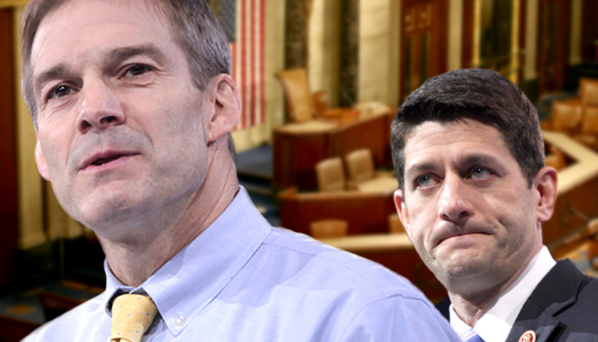 Jim Jordan, Paul Ryan