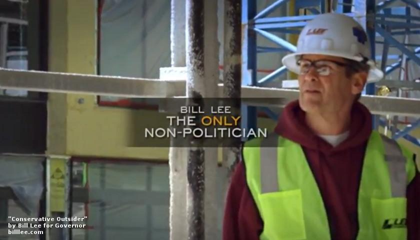 Bill Lee tv ad