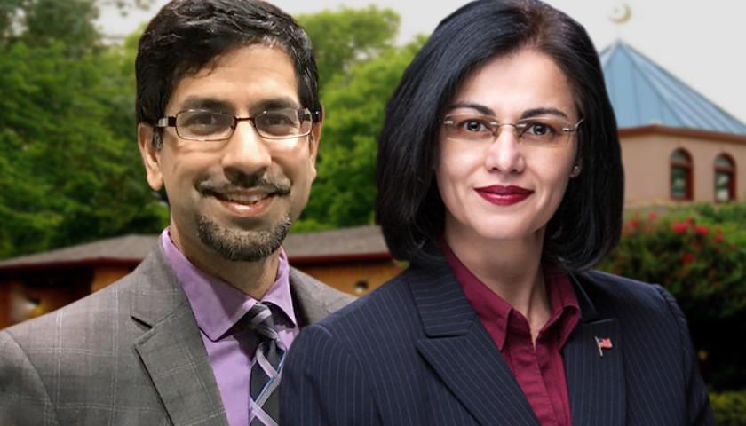 Rasheed Fakhruddin and Hana Ali