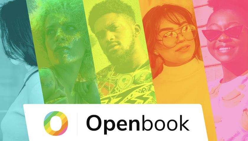 Openbook social media