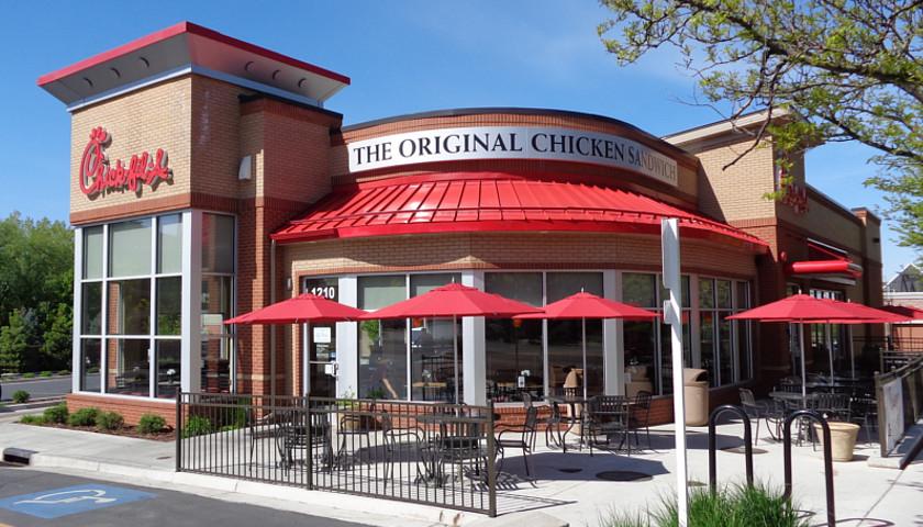 Chick-Fil-A Restaurant