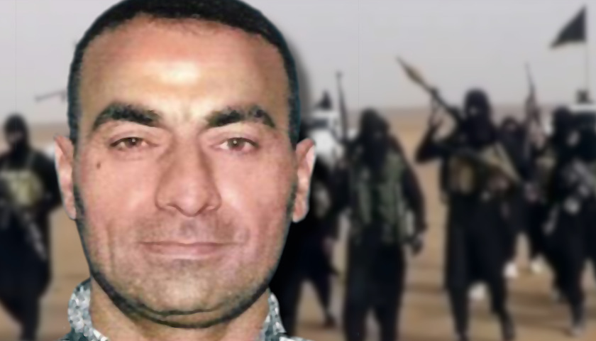 ISIS fighter in US claimed 'refugee'