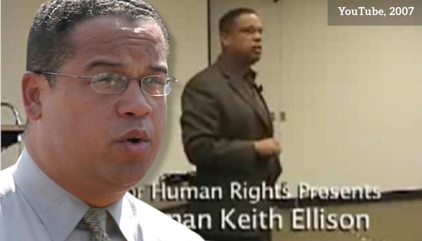 Keith Ellison