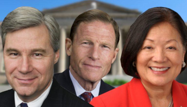 Democratic senators sue over Matthew Whitakers