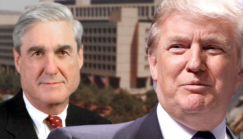 FBI Mueller and President Trump