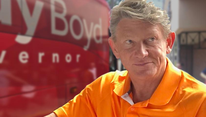 Boyd Bus Tour