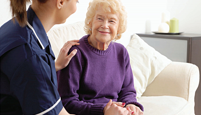 senior citizen health care