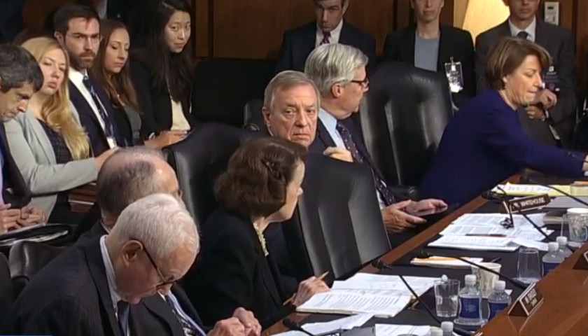 Kavanaugh Confirmation Hearing