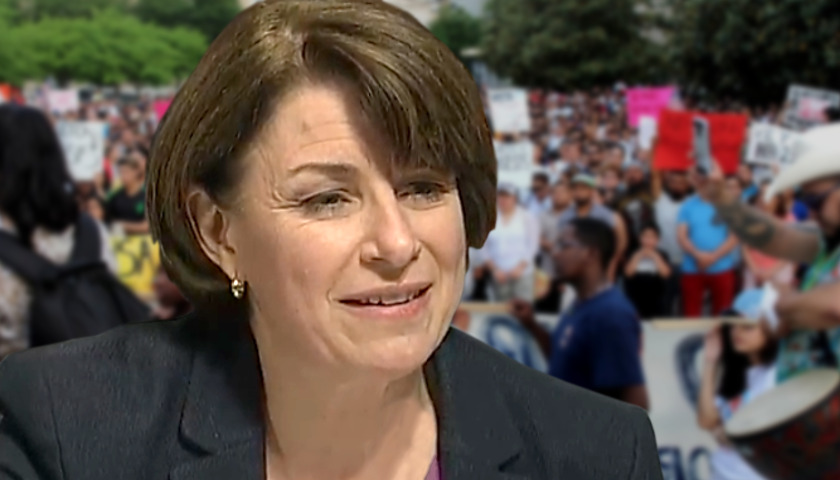 Incumbent US Senator Amy Klobuchar Silent on Immigration ...