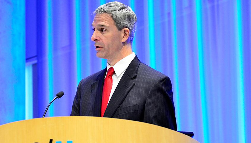 Four Things to Know About Ken Cuccinelli, Trump's New Chief for