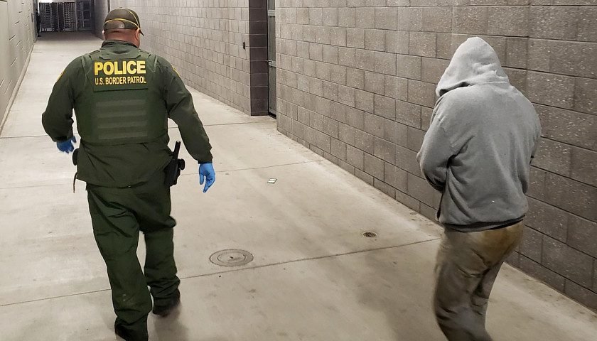 CBP detainee
