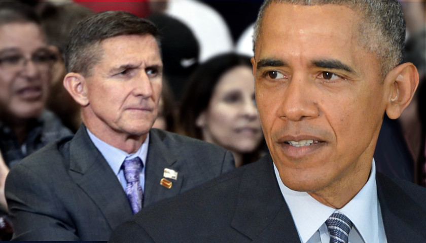 Obama targeted Flynn