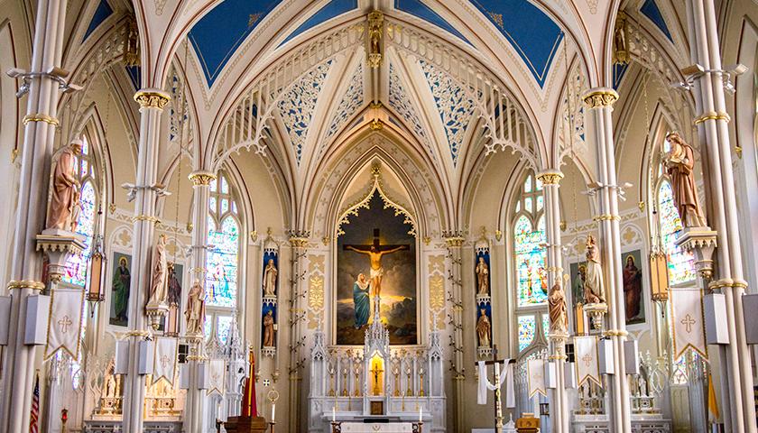 Saint Marys Cathedral, Natchez, United States