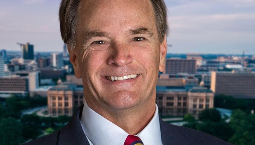 Texas State Representative Steve Toth