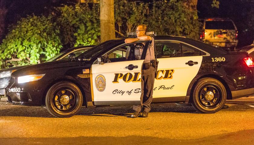 St. Paul Police officer